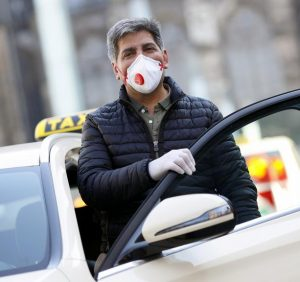 Travelling Using A Cab During The COVID-19 Pandemic