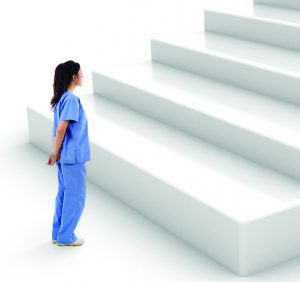 Moving Up in Your Nursing Career